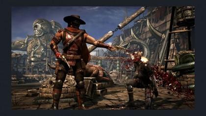Mortal Kombat X игра
