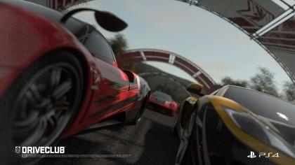 Скриншоты Driveclub