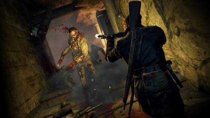 Zombie Army Trilogy игра
