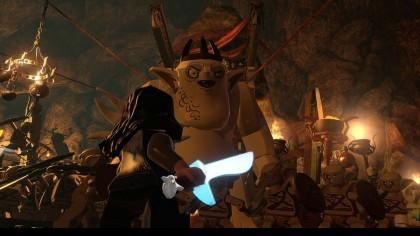 Скриншоты LEGO The Hobbit