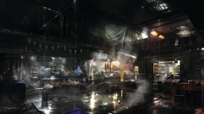 Deus Ex: Mankind Divided игра