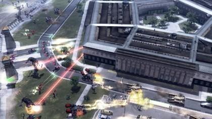 Command & Conquer 3: Tiberium Wars игра