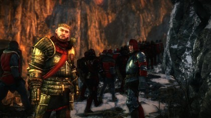 The Witcher 2: Assassins of Kings игра