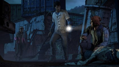 The Walking Dead: The Telltale Series - A New Frontier игра