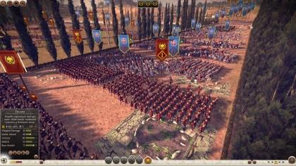 Total War: Rome II игра