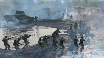 Company of Heroes 2 игра
