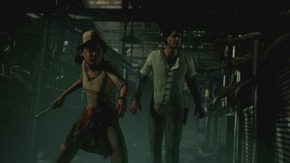 The Walking Dead: The Telltale Series - A New Frontier игра