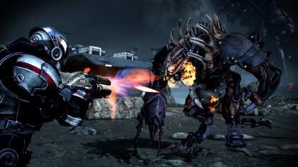 Mass Effect 3 игра