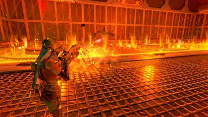 Скриншоты ReCore