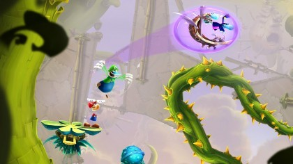 Rayman Legends игра