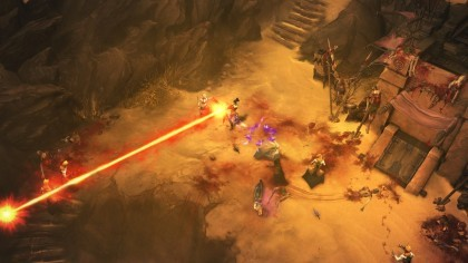Diablo III игра