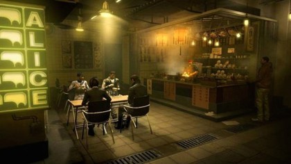 Deus Ex: Human Revolution игра