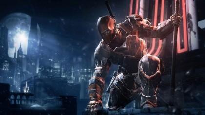 Batman: Arkham Origins игра