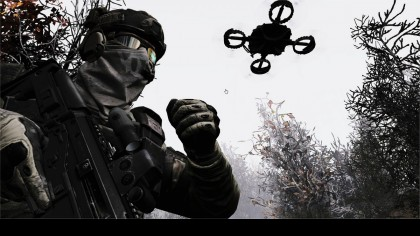 Tom Clancy's Ghost Recon: Future Soldier игра