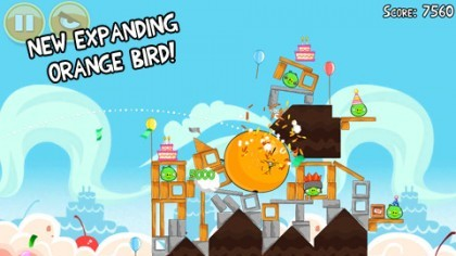 Angry Birds игра