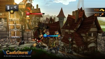 CastleStorm игра