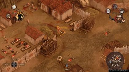 Скриншоты Shadow Tactics: Blades of the Shogun