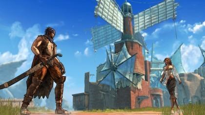 Prince of Persia (2008) игра
