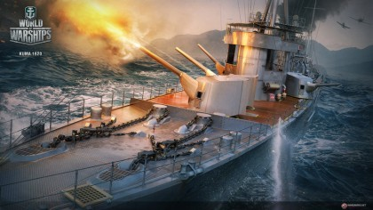 World of Warships игра