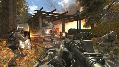 Call of Duty: Modern Warfare 3 игра