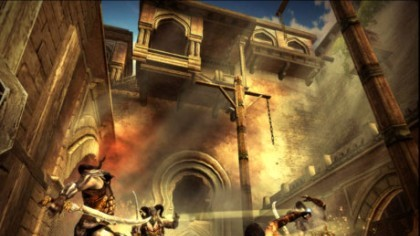 Prince of Persia: The Two Thrones игра