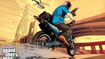 Скриншоты Grand Theft Auto V