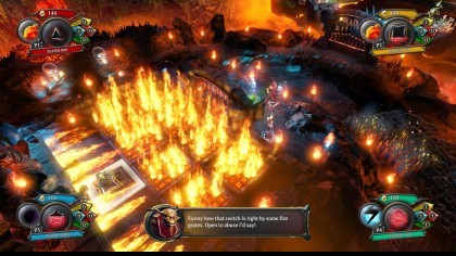 Overlord: Fellowship of Evil игра
