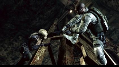 Resident Evil 5 игра