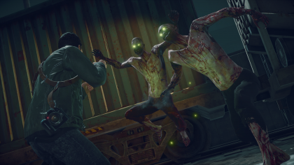 Скриншоты Dead Rising 4