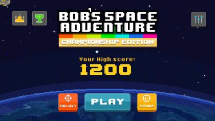 Скриншоты Bob's Space Adventure