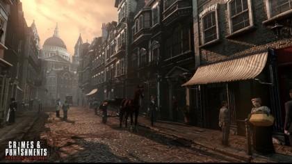 Sherlock Holmes: Crimes & Punishments игра