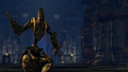 The Elder Scrolls Online игра