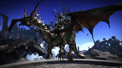 Скриншоты Final Fantasy XIV: Heavensward