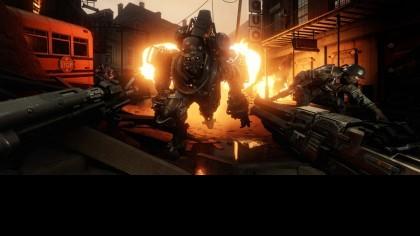 Wolfenstein II: The New Colossus игра