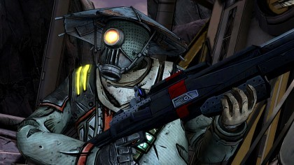 Tales from the Borderlands игра