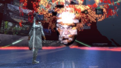 DmC: Devil May Cry игра
