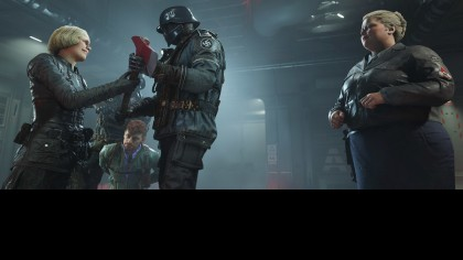 Wolfenstein II: The New Colossus игра