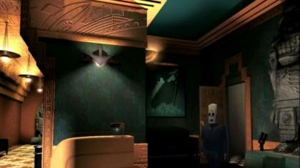 Grim Fandango Remastered игра