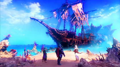 Trine 3: The Artifacts of Power игра