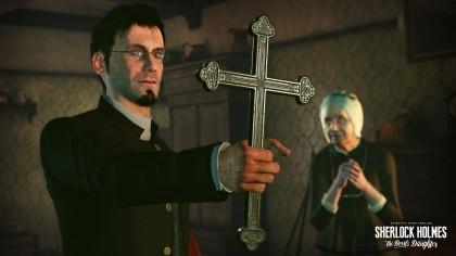 Скриншоты Sherlock Holmes: The Devil's Daughter
