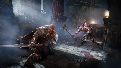 Lords of the Fallen игра