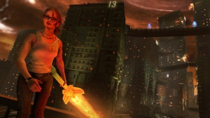 Saints Row IV: Gat Out of Hell игра