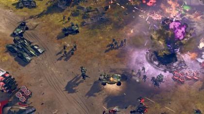 Скриншоты Halo Wars 2