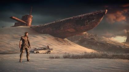 Mad Max игра
