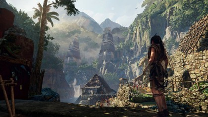 Скриншоты Shadow of the Tomb Raider