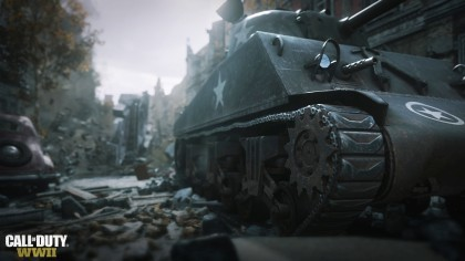 Call of Duty: WWII игра
