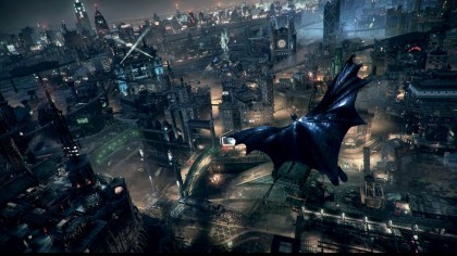 Batman: Arkham Knight игра