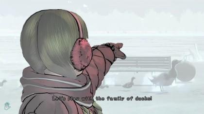 D4: Dark Dreams Don't Die игра