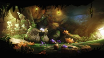 Ori and The Blind Forest игра