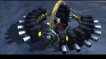 Devil May Cry 4 игра
